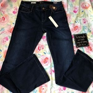 Kut from the Kloth Chrissy Flare Dark Jean-Size 12